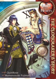 Alice in the Country of Hearts : Clockmaker's Story, Paperback Book