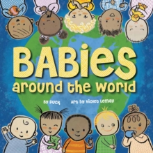 Babies Around the World, Board book Book
