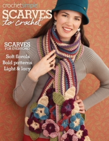 Scarves to Crochet, Paperback Book