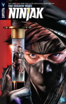 Ninjak Volume 2 : The Shadow Wars, Paperback / softback Book