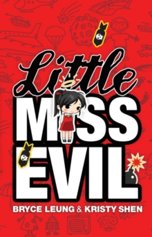 Little Miss Evil, Paperback Book
