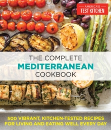 The Complete Mediterranean Cookbook, Paperback Book