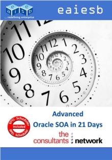 Advanced SOA Suite 11g: in 21 Days, EPUB eBook