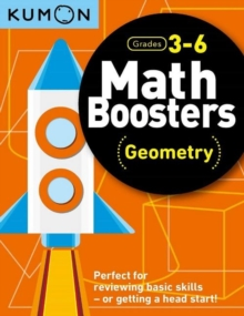 Math Boosters: Geometry, Paperback / softback Book