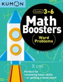 Math Boosters: Word Problems, Paperback / softback Book