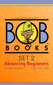 Bob Books Set 2: Advancing Beginners, EPUB eBook