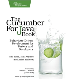 The Cucumber for Java Book, Paperback Book
