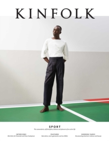 Kinfolk Volume 26 : The Sports Issue, Paperback Book
