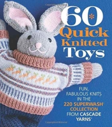 60 Quick Knitted Toys, Paperback Book
