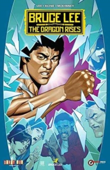 Bruce Lee: The Dragon Rises, Paperback Book