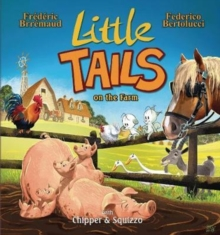 Little Tails on the Farm, Hardback Book