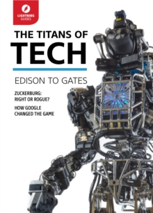 Titans of Tech : Edison to Gates, Paperback Book
