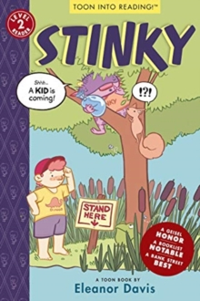 Stinky : TOON Level 2, Paperback / softback Book