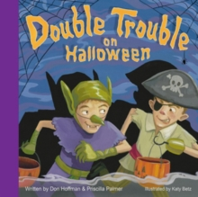 Double Trouble on Halloween, Hardback Book