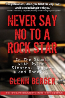 Never Say No to a Rock Star, Paperback Book