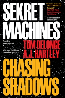 Sekret Machines Book 1: Chasing Shadows, EPUB eBook
