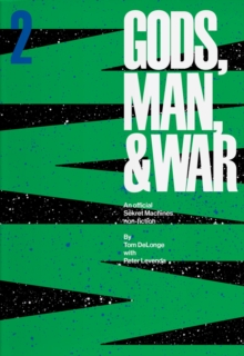 Sekret Machines: Man : Sekret Machines Gods, Man, and War Volume 2, Hardback Book