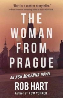 The Woman From Prague, Hardback Book
