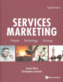 Services Marketing: People, Technology, Strategy (Eighth Edition), Hardback Book