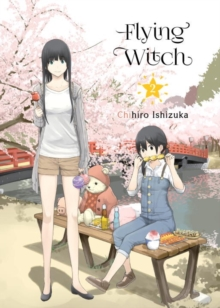 Flying Witch 2, Paperback Book