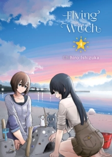 Flying Witch 4, Paperback Book