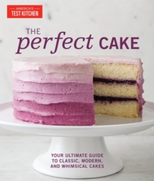 The Perfect Cake, Hardback Book