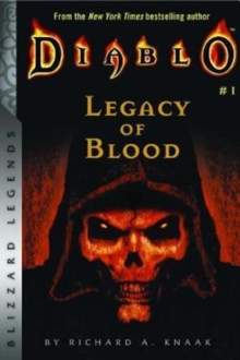 Diablo: Legacy of Blood : Legacy of Blood, Paperback Book