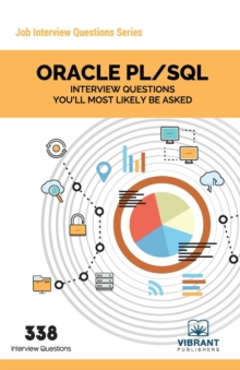 ORACLE PL/SQL : Interview Questions You'll Most Likely Be Asked, Paperback Book
