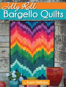 Jelly Roll Bargello Quilts, Paperback / softback Book