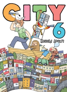 City 6, Paperback / softback Book