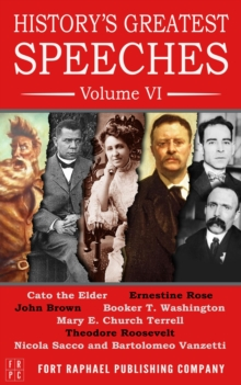History's Greatest Speeches - Volume VI, EPUB eBook