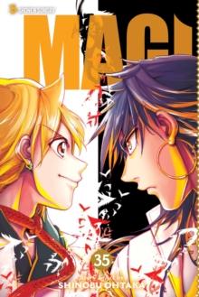 Magi, Vol  31 : The Labyrinth of Magic: Shinobu Ohtaka