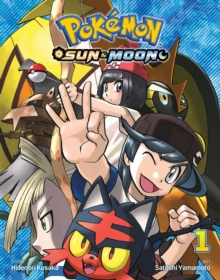 Pokemon: Sun & Moon, Vol. 1, Paperback / softback Book