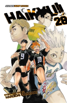 Haikyu!!, Vol. 28, Paperback / softback Book