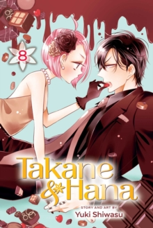 Takane & Hana, Vol. 8, Paperback / softback Book