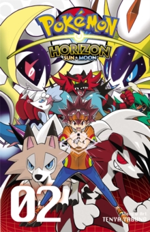 Pokemon Horizon: Sun & Moon, Vol. 2, Paperback / softback Book