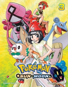 Pokemon: Sun & Moon, Vol. 3, Paperback / softback Book