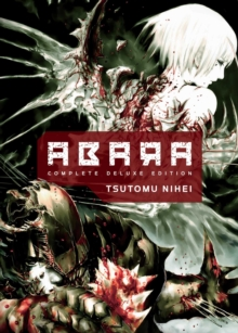 Abara : Complete Deluxe Edition, Hardback Book