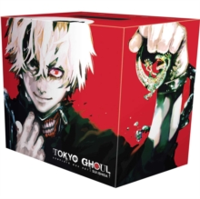 Tokyo Ghoul Complete Box Set : Includes vols. 1-14 with premium, Paperback / softback Book