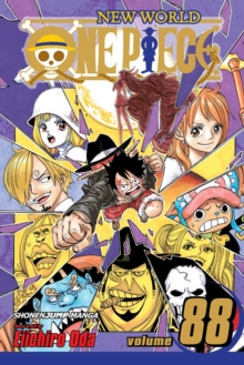 One Piece, Vol. 88, Paperback / softback Book