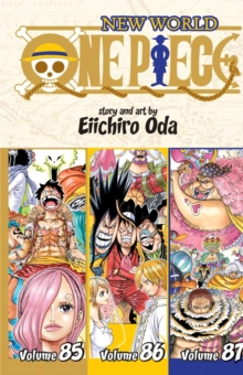 One Piece (Omnibus Edition), Vol. 29 : Includes vols. 85, 86 & 87, Paperback / softback Book