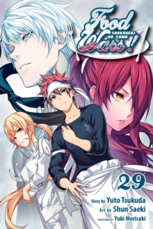Food Wars!: Shokugeki no Soma, Vol. 29, Paperback / softback Book