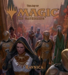 The Art of Magic: The Gathering - Ravnica, Hardback Book