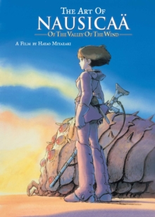 The Art of  Nausicaa of the Valley of the Wind, Hardback Book
