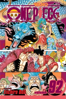 One Piece, Vol. 92, Paperback / softback Book