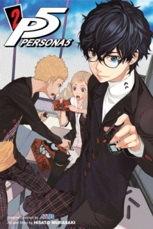 Persona 5, Vol. 2, Paperback / softback Book