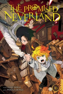 The Promised Neverland, Vol. 16, Paperback / softback Book