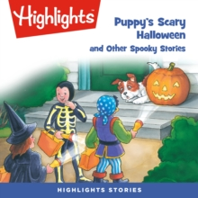 Puppy's Scary Halloween and Other Spooky Stories, eAudiobook MP3 eaudioBook