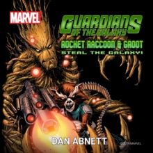 Guardians of the Galaxy, eAudiobook MP3 eaudioBook
