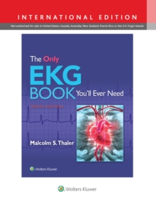 The Only EKG Book You'll Ever Need, Paperback / softback Book